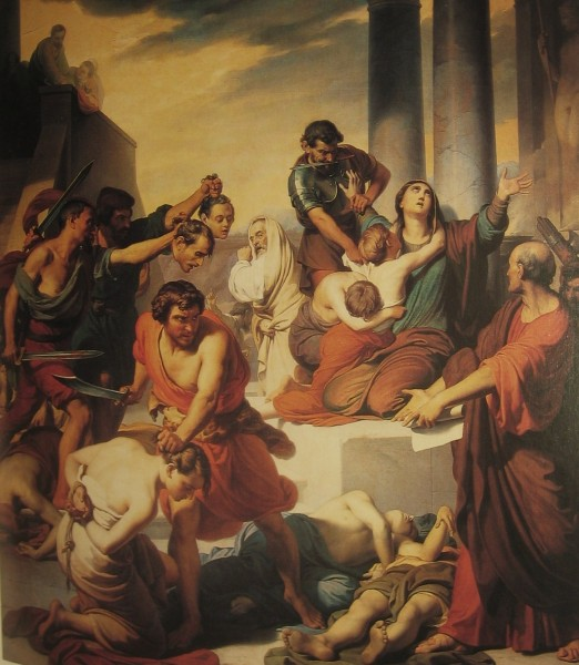 Santo Martialis dari Roma