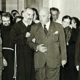 Sanguinetti_con_Padre_Pio