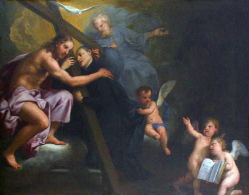 """Giovanni Dall&#039;Orto [Attribution], <a href=""""https://commons.wikimedia.org/wiki/File:3793_-_Murano_-_S._Pietro_Martire_-_Gregorio_Lazzarini_(1655-1730),_S-_Ignazio_e_Ges%C3%B9_-_Foto_Giovanni_Dall%27Orto,_16-July-2008.jpg""""  target=""""_blank"""">via Wikimedia Commons</a>"""