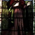 Stained-glass---Saint-Bridget