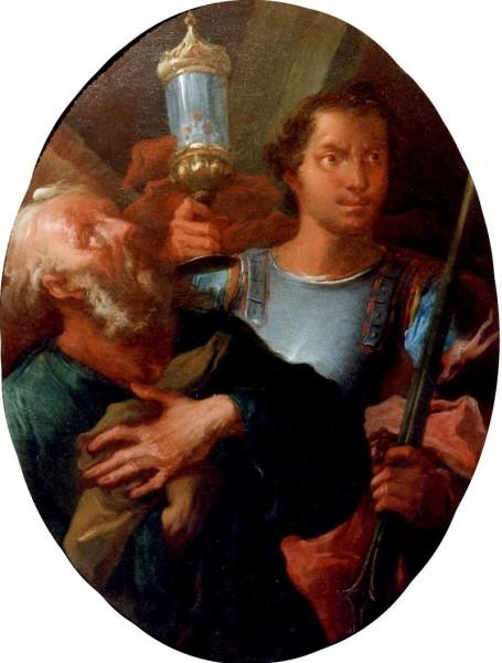 "Francesco Maria Raineri [Public domain], <a href=""https://commons.wikimedia.org/wiki/File:Sant%27Andrea_e_San_Longino.jpg""  target=""_blank"">via Wikimedia Commons</a>"