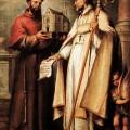 Saints-Bonaventura-and-Leander
