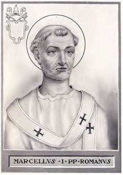 Santo Paus Marcellus I