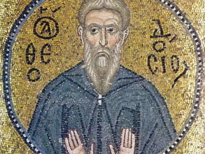 Santo Theodosius Agung